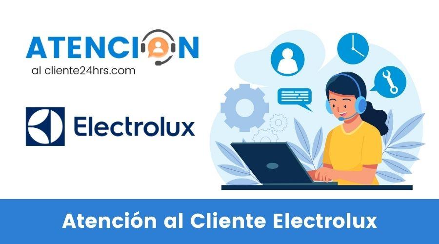 Atención al cliente Electrolux
