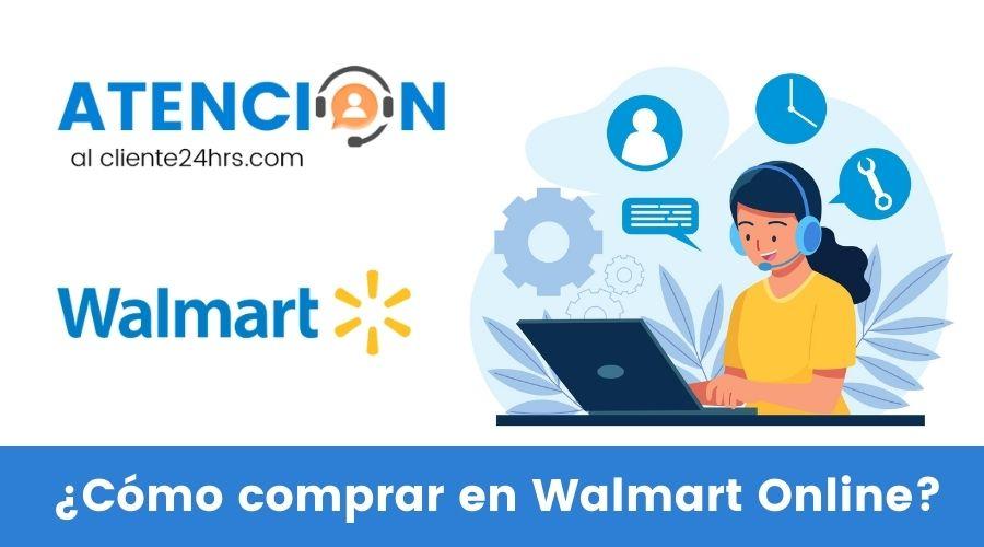 ¿Cómo comprar en Walmart Online?
