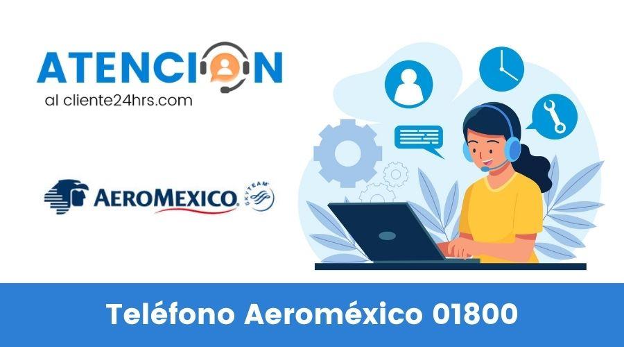 Teléfono Aeroméxico