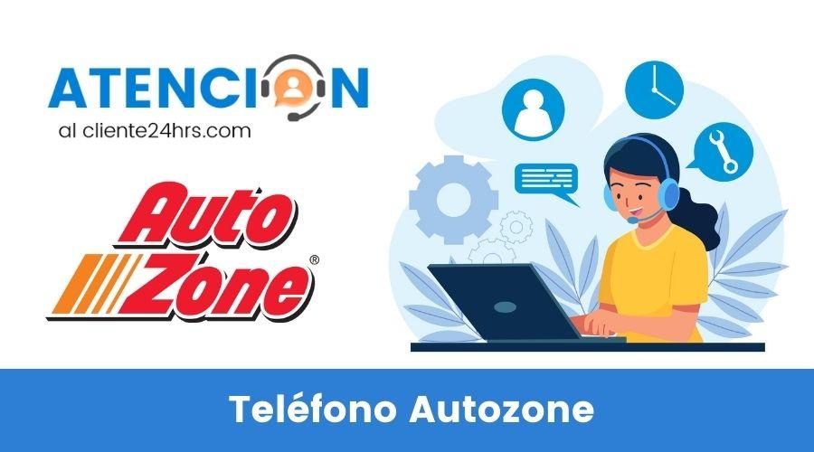Teléfono Autozone
