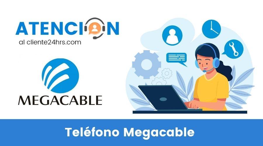 Teléfono Megacable 24 Hrs