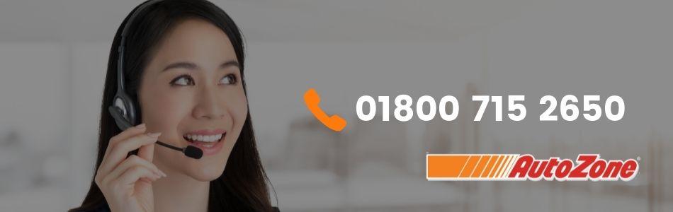 Números de teléfonos Autozone