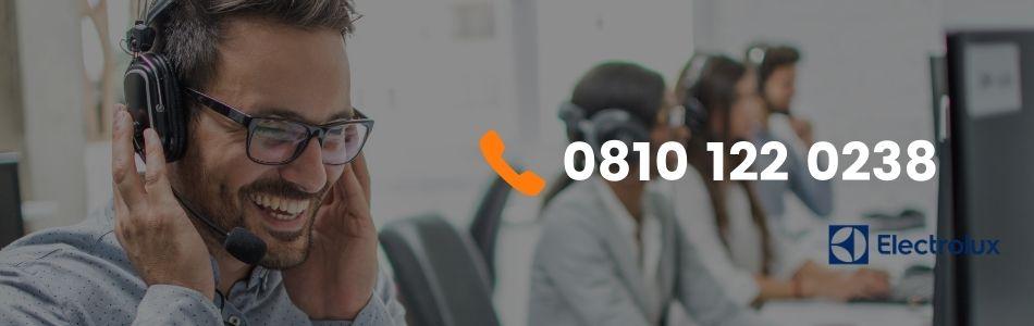 Teléfono 0800 Electrolux