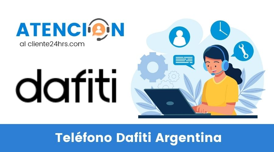 Teléfono Dafiti Argentina