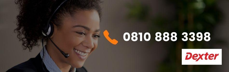 Teléfonos Dexter para clientes