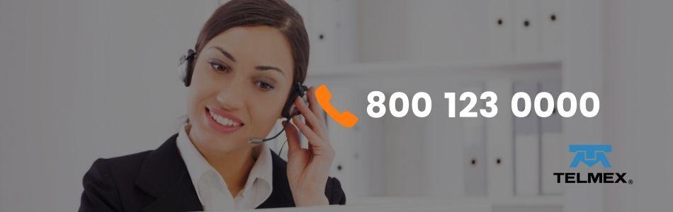 Teléfonos Telmex de México para la Atención a Clientes