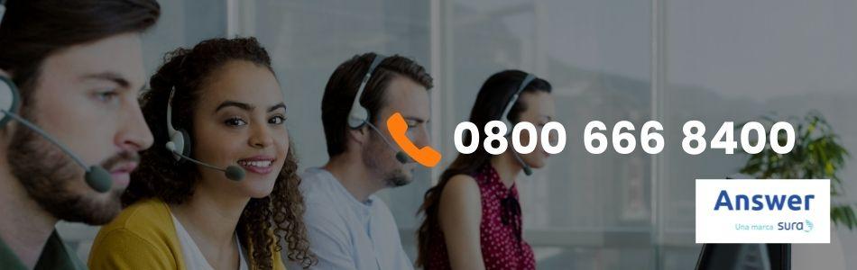 Teléfonos de Answer Seguros