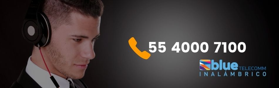 Teléfonos de Blue Telecomm